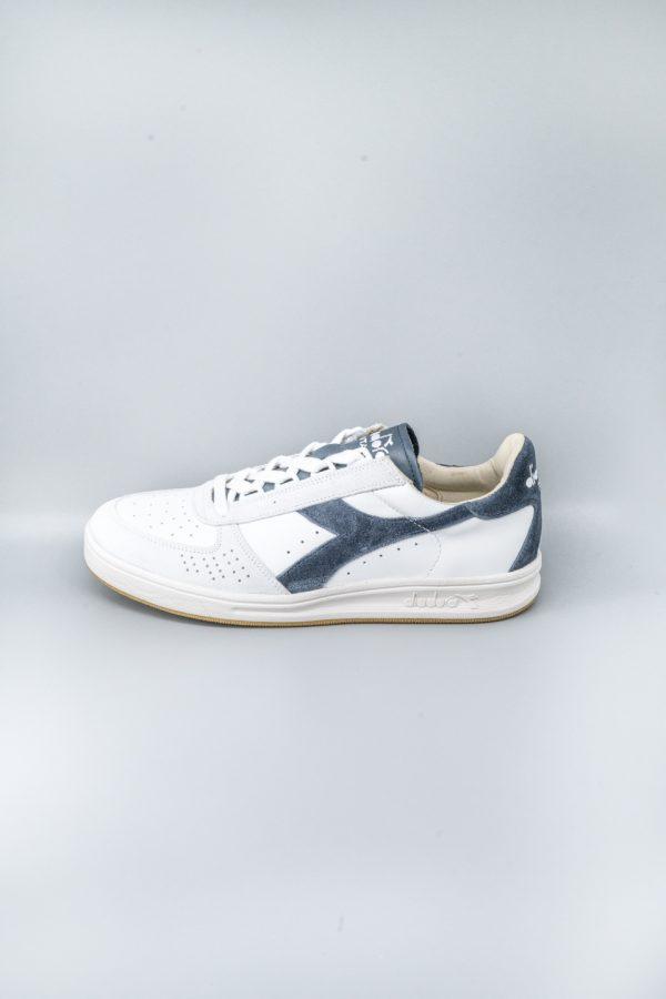 Diadora Heritage Sneaker B.Elite Weiß-Blau