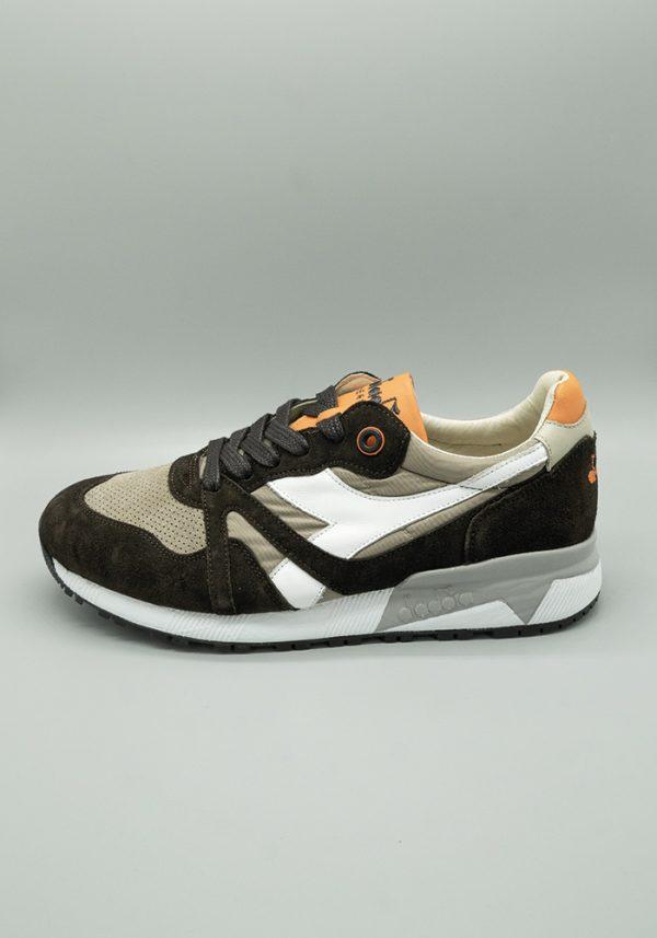 Diadora Heritage Sneaker N9000 braun-orange