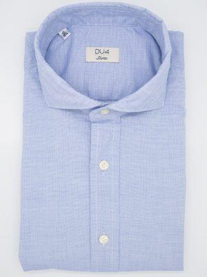 """Hemd """"Davis"""" hellblau"""