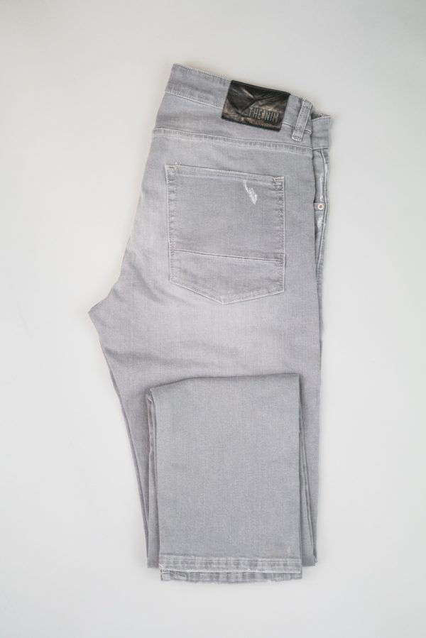 The.Nim Jeanshose light grey Morrison