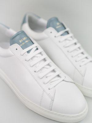 Zespa Sneaker weiß hellblau