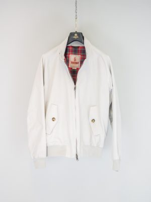 Baracuta G9 Harrington Jacke Mist