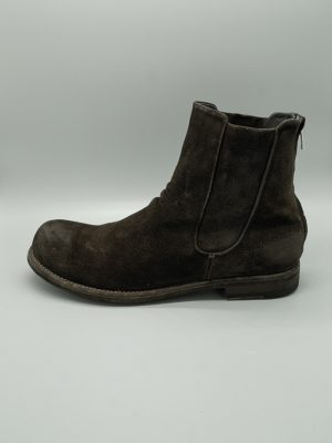 Officine Creative Boot Velours braun