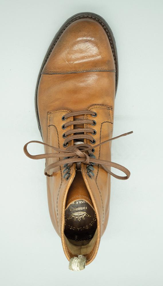 Officine Creative Boot cognac