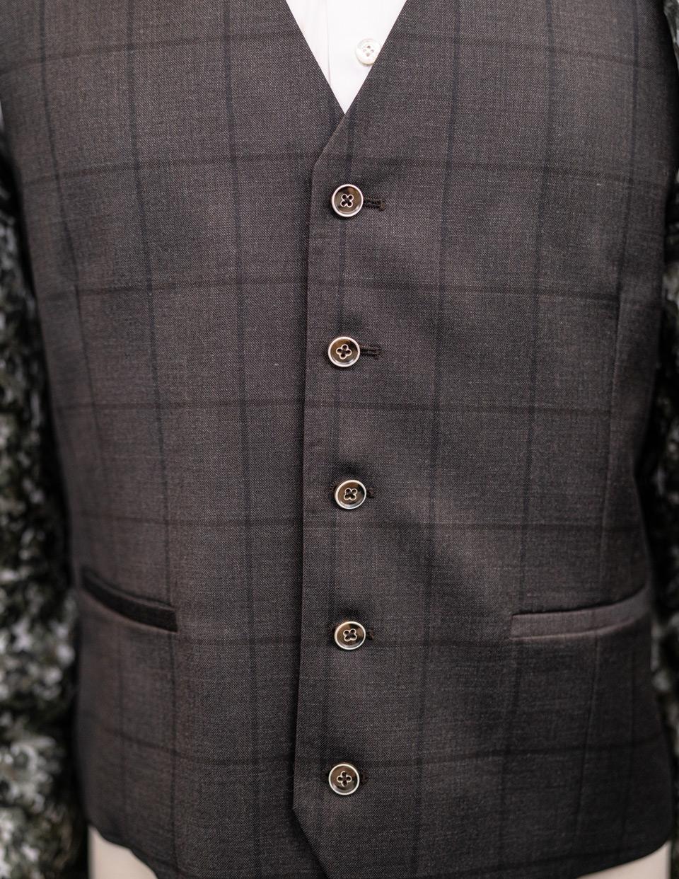 Weste passend zum Anzug
